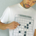 Shikisai Alternative T-shirts [Reversi] model